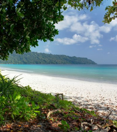 Island Hopping in the Andamans.