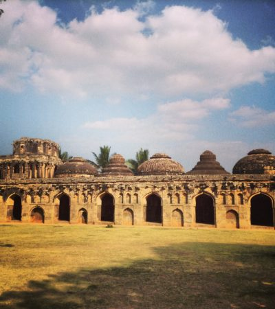 Photo Diary: Monuments in Hampi