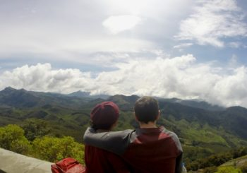 Everything you learn from travelling with a partner.