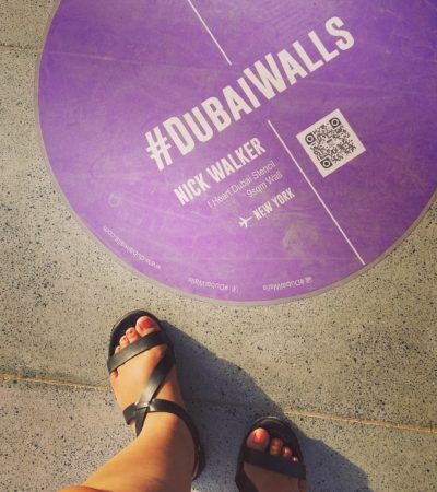 Dubai Walls: Graffiti in City Walk