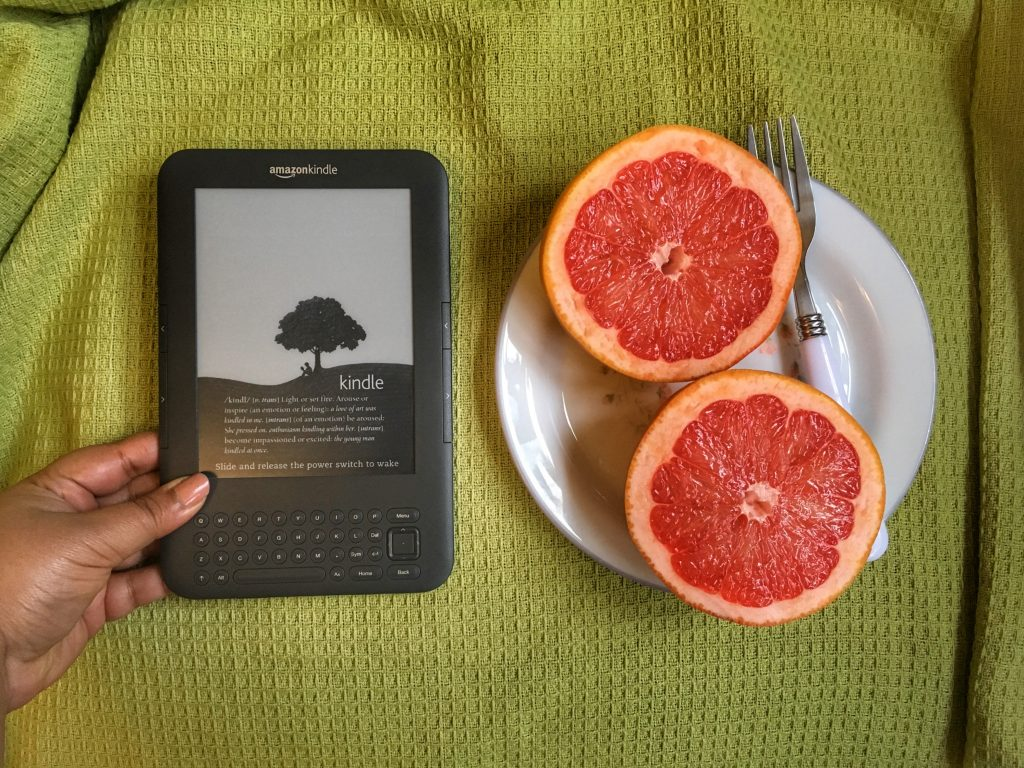 Kindle Graphite.